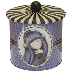Kutija ukrasna metalna s poklopcem Dear Alice Gorjuss 513GJ02!!