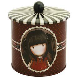 Kutija ukrasna metalna s poklopcem Ruby Gorjuss 513GJ04!!