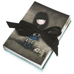 Kutija ukrasna s karticama za poruke I Found My Family In A Book Gorjuss 238 EC01!!