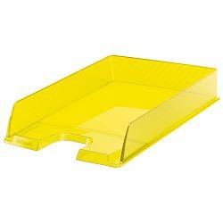 Ladica za spise A4 Esselte 623598 prozirno žuta