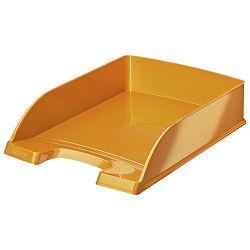 Ladica za spise Wow Leitz 52260044 metalik narančasta