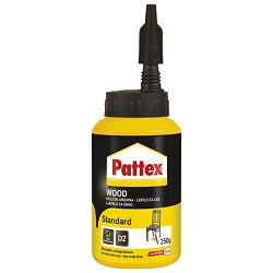 Ljepilo za drvo 250g Pattex Wood standard Henkel 1438647