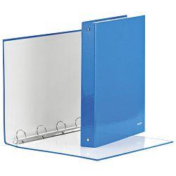 Mapa uložna 4ringa-fi30/hrbat-40mm A4 Wow Leitz 42440036 metalik svijetlo plava