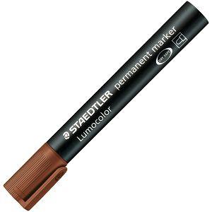 Marker permanentni 2mm Lumocolor Staedtler 352-7 smeđi!!