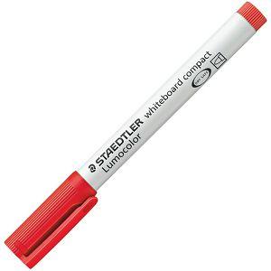 Marker za bijelu ploču 1-2mm Lumocolor compact Staedtler 341 crveni