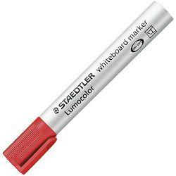 Marker za bijelu ploču 2-5mm Lumocolor Staedtler 351B crveni
