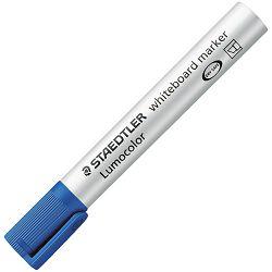 Marker za bijelu ploču 2-5mm Lumocolor Staedtler 351B plavi