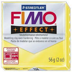 Masa za modeliranje   56g Fimo Effect Staedtler 8020-104 prozirno žuta