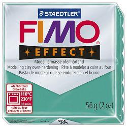 Masa za modeliranje   56g Fimo Effect Staedtler 8020-504 prozirno zelena