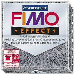 Masa za modeliranje   56g Fimo Effect Staedtler 8020-803 granit