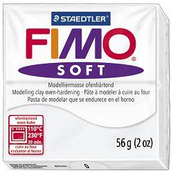 Masa za modeliranje   56g Fimo Soft Staedtler 8020-0 bijela