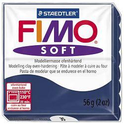 Masa za modeliranje   56g Fimo Soft Staedtler 8020-35 windsor plava