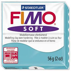 Masa za modeliranje   56g Fimo Soft Staedtler 8020-39 pepermint