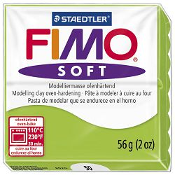 Masa za modeliranje   56g Fimo Soft Staedtler 8020-50 zelena