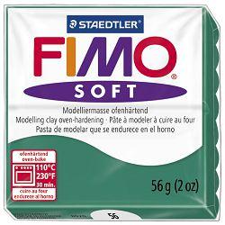 Masa za modeliranje   56g Fimo Soft Staedtler 8020-56 emerald