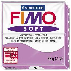 Masa za modeliranje   56g Fimo Soft Staedtler 8020-62 lavanda