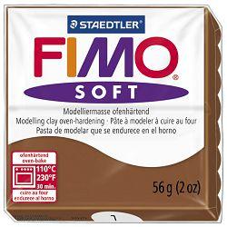 Masa za modeliranje   56g Fimo Soft Staedtler 8020-7 karamel