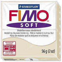 Masa za modeliranje   56g Fimo Soft Staedtler 8020-70 sahara