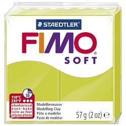 Masa za modeliranje   57g Fimo Soft Staedtler 8020-52 limeta!!