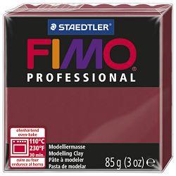 Masa za modeliranje   85g Fimo Professional Staedtler 8004-23 bordo