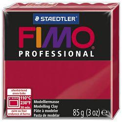 Masa za modeliranje   85g Fimo Professional Staedtler 8004-29 tamno crvena