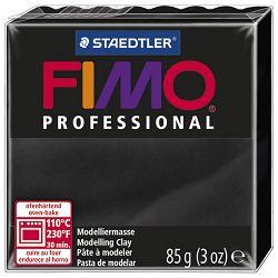 Masa za modeliranje   85g Fimo Professional Staedtler 8004-9 crna