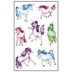 Naljepnice dječje-Tattoo konji Herlitz 11423720 blister!!