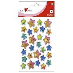 Naljepnice dječje 3D zvijezde Herlitz 11257987 blister!!