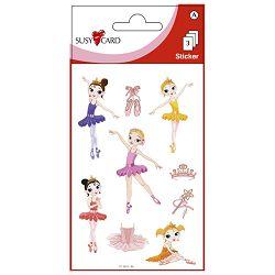 Naljepnice dječje balerine Herlitz 11258191 blister!!