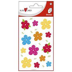 Naljepnice dječje cvijeće Herlitz 11259462 blister!!