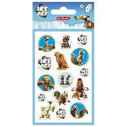 Naljepnice dječje Ice Age Herlitz 50005833!!