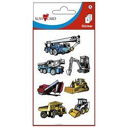 Naljepnice dječje kamioni Herlitz 11258746 blister!!