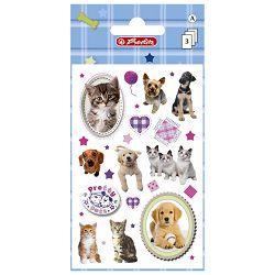 Naljepnice dječje Pretty pets Herlitz 11294543 blister!!