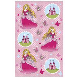 Naljepnice dječje princess Herlitz 40001050 blister