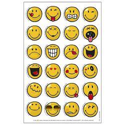 Naljepnice dječje Smiley mali Herlitz 11234358 blister!!