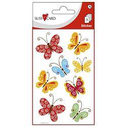 Naljepnice ukrasne leptiri Herlitz 11259488 blister!!