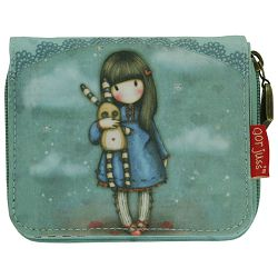 Novčanik zip Hush Little Bunny Gorjuss 483GJ02!!