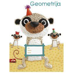 Obrazac školski geometrija Zoo/Pets Rock Mar-Mar!!
