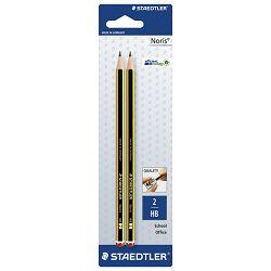 Olovka grafitna HB Noris pk2 Staedtler 120-2BK2D blister