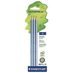 Olovka grafitna HB Wopex pk3 Staedtler 180HBBK3GB blister!!