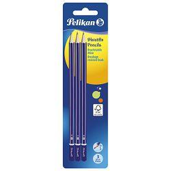 Olovka grafitna HB/B/2B Standard pk3 Pelikan 807418 blister