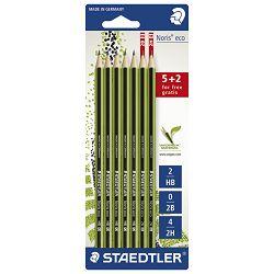 Olovka grafitna Noris Eco pk5+2gratis Staedtler 18030SBK7P blister