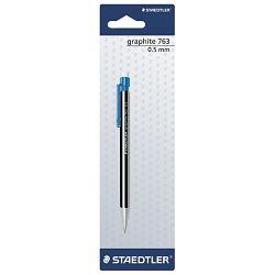 Olovka tehnička 0,5mm Graphite Staedtler 7635S1BKD sortirano blister!!