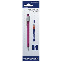 Olovka tehnička 0,5mm Graphite+mine Staedtler 7775SBK25D blister
