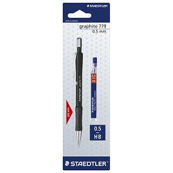 Olovka tehnička 0,5mm Graphite+mine Staedtler 77905BK25D blister