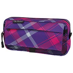 Pernica vrećica/pravokutna Karo Herlitz 11281698 plavo/roza!!