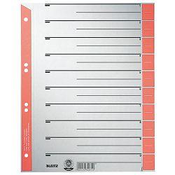 Pregrada kartonska A4 Leitz 16520025 crvena