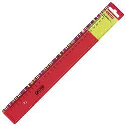 Ravnalo pvc 30cm Herlitz 8700106 blister