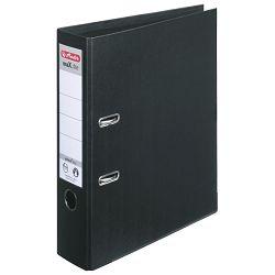 Registrator A4 široki samostojeći maX.file Herlitz 10834315 crni