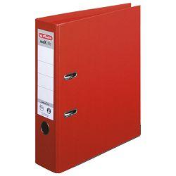 Registrator A4 široki samostojeći maX.file Herlitz 10834323 crveni